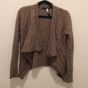 Kensie chunky knit cardigan
